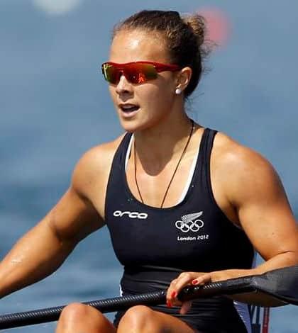 Lisa Carrington wins gold