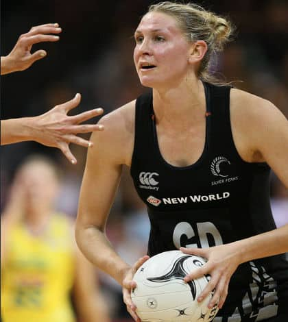 Southby New Silver Ferns Coach