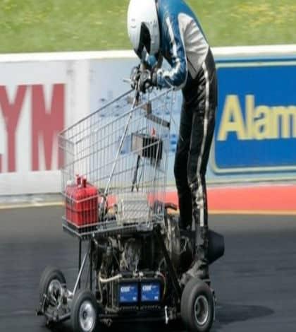 World's fastest trolley