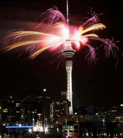 New Zealand celebrates Guy Fawkes