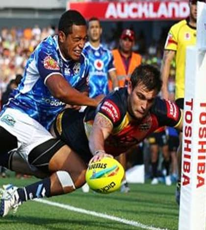 Cowboys win Auckland Nines