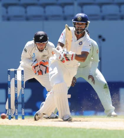 Black Caps hammered by India