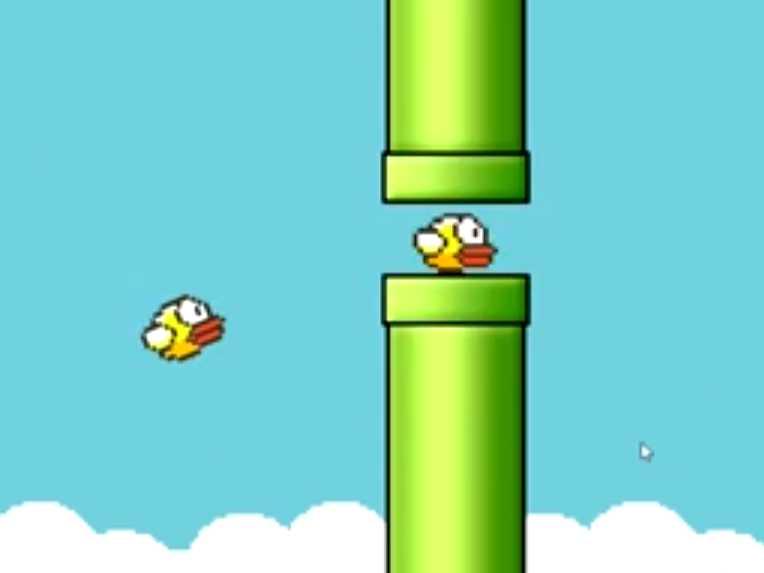 Flappy bird crazy hits New Zealand