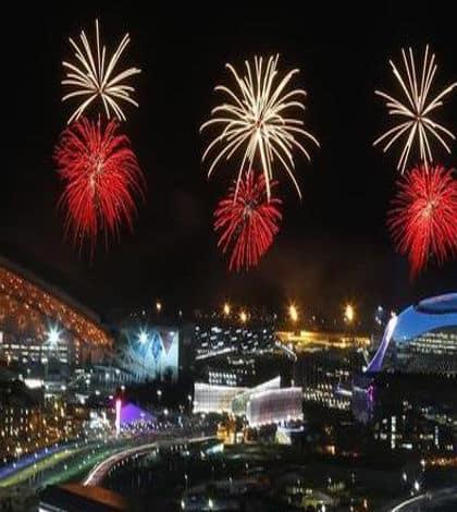 Sochi Games begin with a bang – VIDEO
