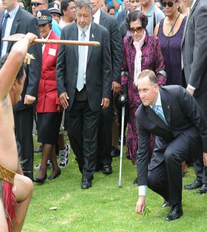 New Zealand celebrates Waitangi Day