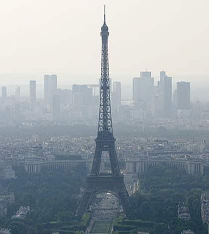Lights for Paris