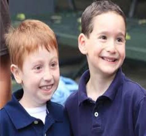 Boy raises money for sick friend