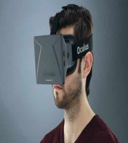 Facebook buying virtual headset company