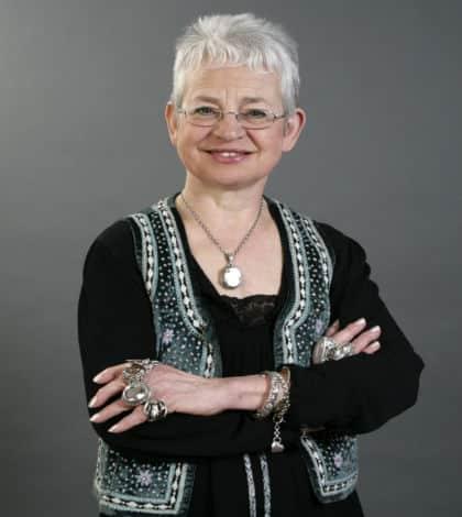 Jacqueline Wilson writes her hundredth book