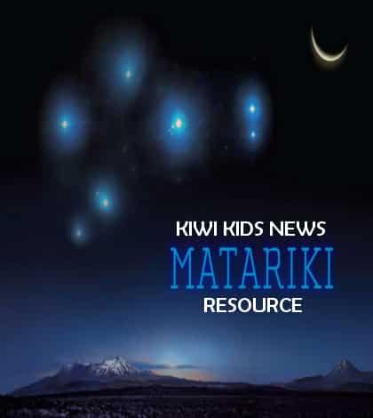 Matariki starts in New Zealand