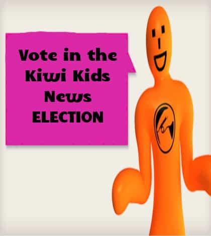 Kiwi Kids Election