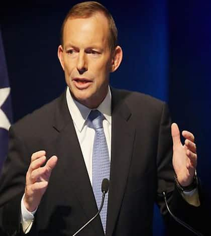 Abbott Calls Meeting to Discuss Leadership