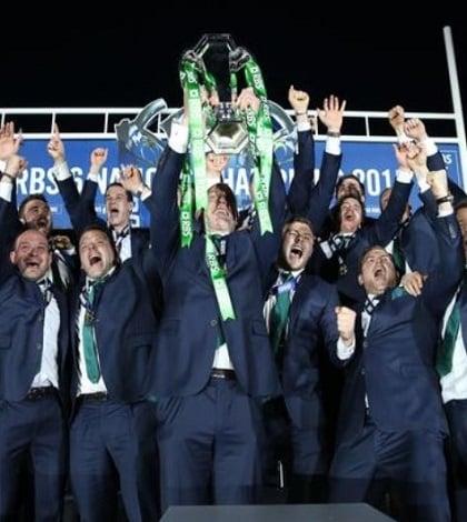 Ireland Win Six Nations
