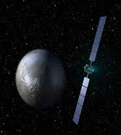 NASA probe orbits Ceres