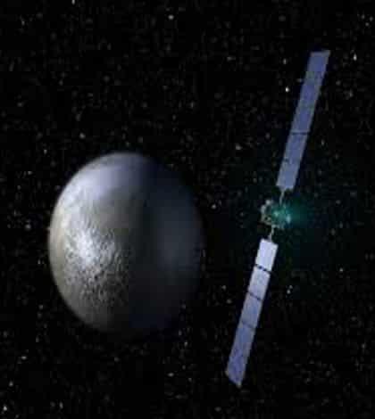 NASA probe orbits Ceres