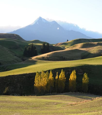 Private land gifted to New Zealand