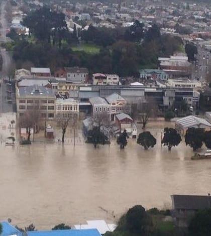 Wanganui devastated by flooding