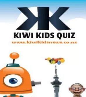Kiwi Kids Quiz – Week 6 Term 3 2016