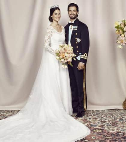Swedish Prince marries reality TV star