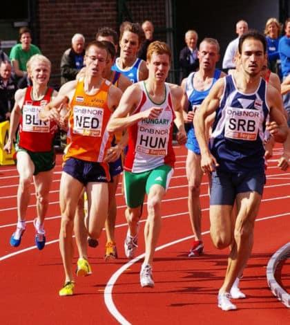 Athletes potentially take performance drugs