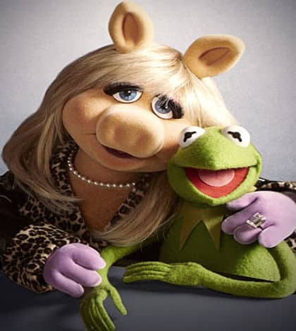 Kermit and Miss Piggy break up