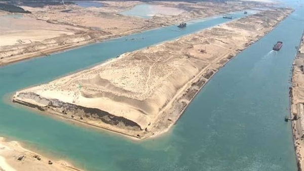New 'Suez Canal' to open