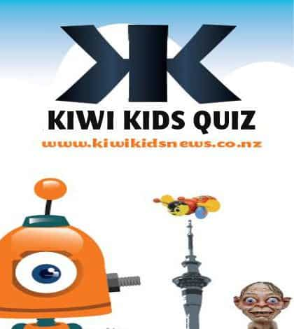Kiwi Kids Quiz – 18th March 2016