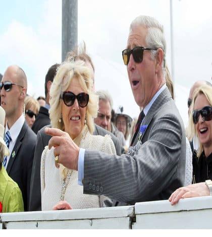 Charles and Camilla's Royal November visit