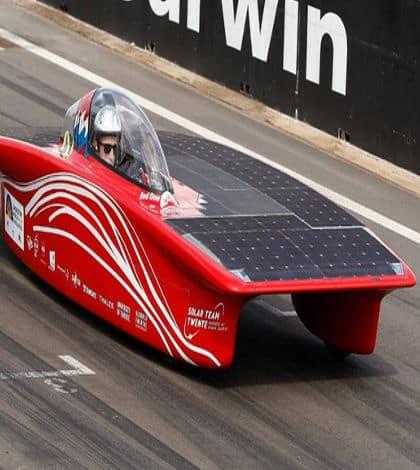 Solar Powered Cars Race Across Australia Kiwi Kids News