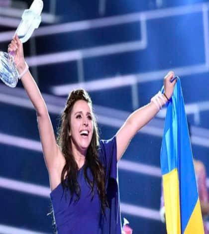 Ukraine wins Eurovision