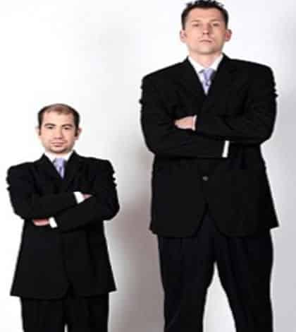 Dutch men tallest in the world