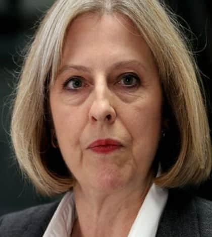Theresa May is new British PM