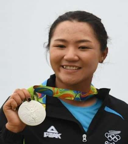 Lydia Ko Olympic medal