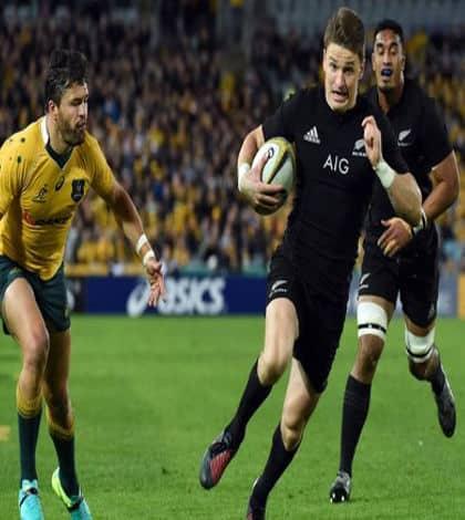 All Blacks win big at World Rugby Awards