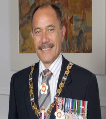 Sir Jerry Mateparae farewelled