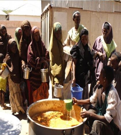 Food crisis in Somalia