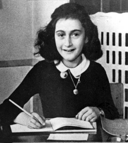 Anne Frank's lost poem