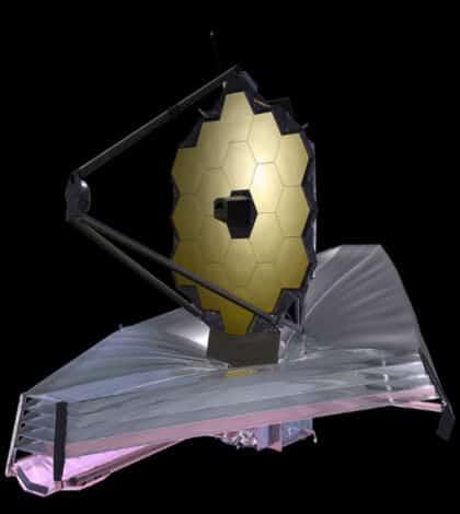 NASA's 12.3 billion dollar space telescope