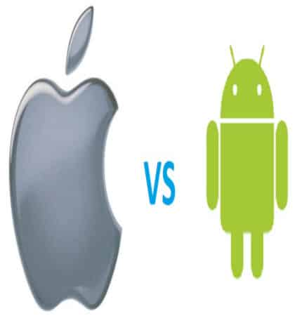 Weekly Dilemma? Apple v Android