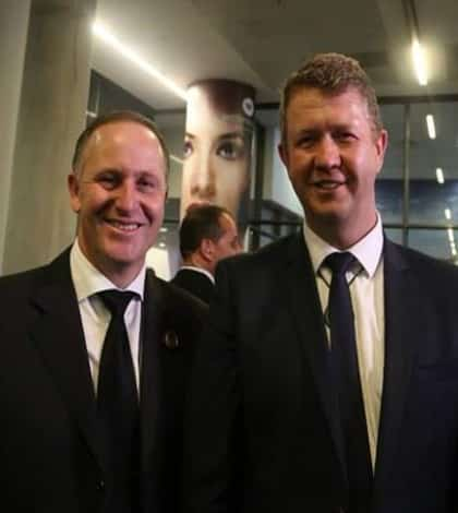 Key and Cunliffe to leave Parliament