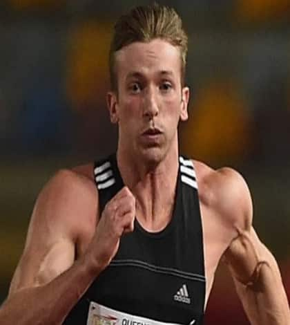 New Zealand 100m and 200m record broken by Millar