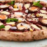 Creme Egg pizza in time for Easter