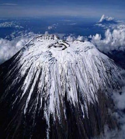 8 year old breaks Kilimanjaro record