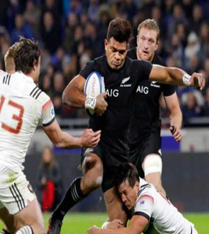 All Blacks beat French selection XV