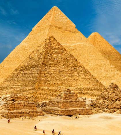 Mysterious hole found inside Egyptian Pyramids