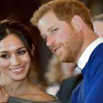 Meghan Markle and Prince Harry name their dog
