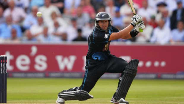 Ross Taylor guides Black Caps to sensational victory
