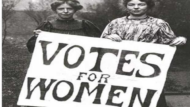 Women's Suffrage 125 Anniversary