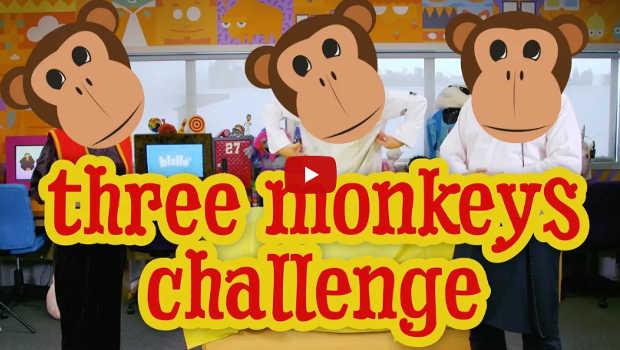 3 Monkey Challenge
