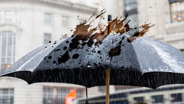 It is raining poo in Canada